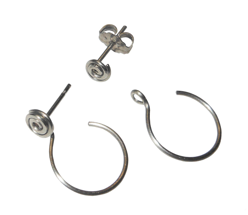 Titanium Post Earring Accessories