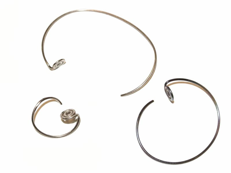 Images of Titanium Hoop Earrings For Sensitive Ears - #rock-cafe