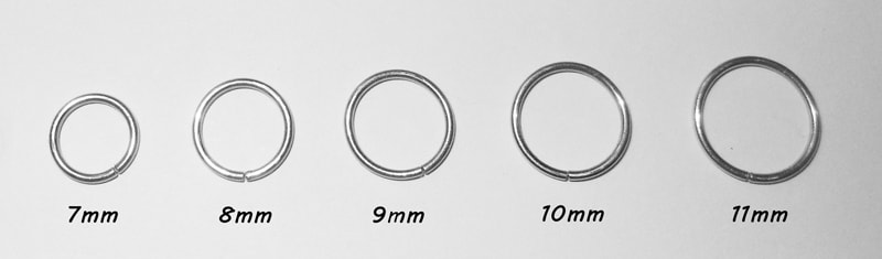 18 GA Pure Titanium Endless Hoop Earrings.jpg